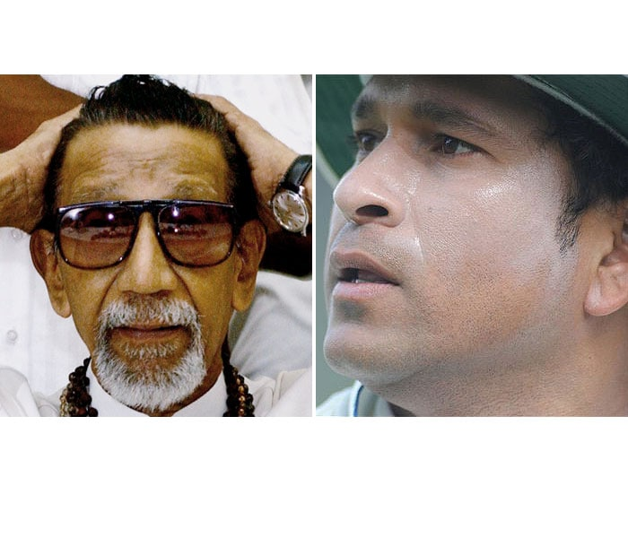 "All wasn't hunky dory for the formidable batsman as he was caught off-guard by a Shiv Sena beamer. In the party's mouthpiece Saamna, Shiv Sena supremo Bal Thackeray attacked Sachin for saying that although he was a proud Maharashtrian, he was first and foremost an Indian. Sachin also added that Mumbai was for everyone. Writing in the Saamna, Shiv Sena chief Bal Thackeray slammed Sachin for his `unwanted' comments on Maharashtra. ""Mind your international cricket,"" was the caustic comment from Thackeray."