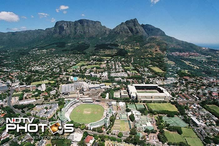 This is the Newlands at Cape Town. It witnessed a day of Test between South Africa and Australia that will be considered as nothing less than a nightmare for batsmen. A look at the weird numbers that a single day's play threw out, here. (AFP images)