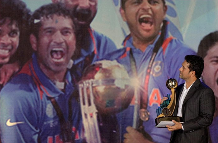 Sachin relives the World Cup win.