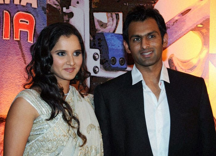 After her Grand Indian wedding with Shoaib, Sania went to Pakistan for the reception. However, the newly wed couple has been spending a lot of time in India after their marriage.