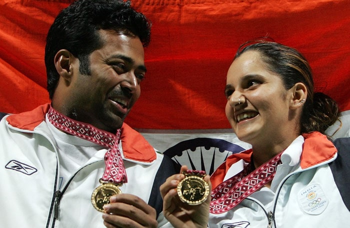 In the 2006 Doha games Sania won a Gold in mixed doubles along with veteran Leander Paes. She also won Silver in the women's singles game. In the same year she was awarded a Padma Shri.