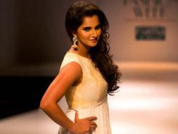 Photo : Sania Mirza Turns Showstopper at Fashion Week