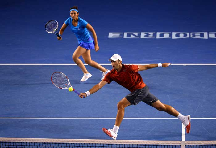 Sania and Tecau will now face the French-Canadian pair of Kristina Mladenovic-Daniel Nestor.