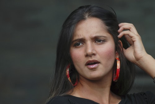 Yet again Sania had to apologise for shooting for an ad film in the premises of a mosque.