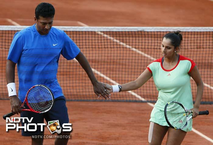 Mahesh Bhupathi was particularly impressive and presented himself a good birthday gift as he turned 38 on the same day. He had dedicated the title to his then four-month old daughter with wife Lara Dutta.