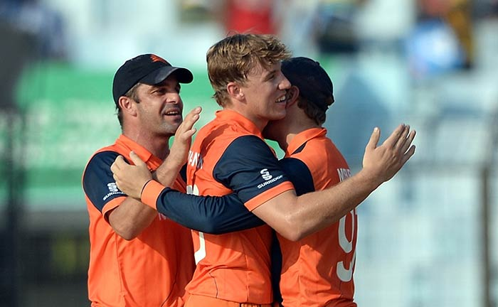 The Netherlands bowlers were in a mood to get over their humiliating loss against Sri Lanka and give the Proteas a run for their money.