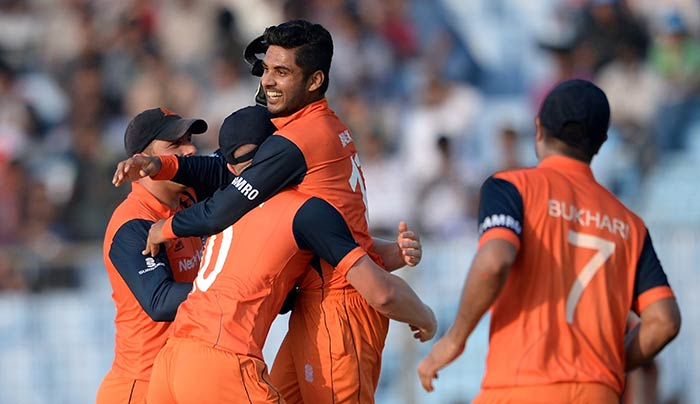 Ahsan Malik (5/19) picked up the first five-wicket haul of the tournament as South Africa began to collapse.