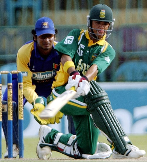 <div align = center><b>Jean Paul Duminy</b></div><br>The wiry youngster from Cape Town has been a quick riser. He has been impressive in the shorter format of the game, averaging 36 in 24 innings. <br><br> Not bad for a 23-year-old. He hasn't played Test cricket, but given this youngster's temperament, it could be a good time to throw him into the deep end.