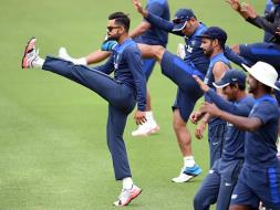 Photo : India Look to Play for Pride at SCG