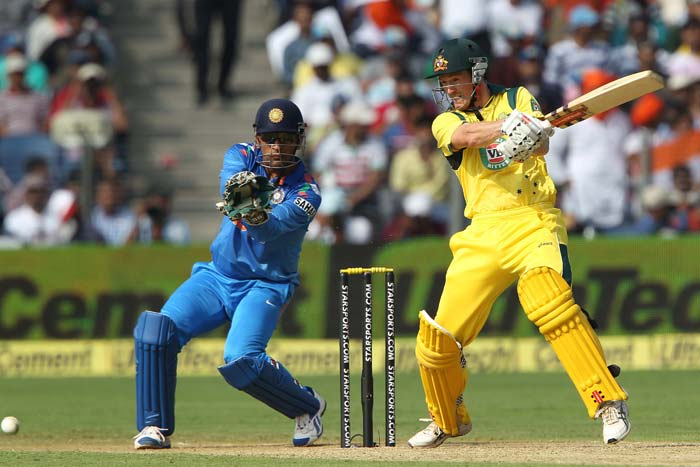 India got a reality check when George Bailey's Australia humbled them by 72 runs to take a 1-0 lead in the seven-match series. (All BCCI Images)