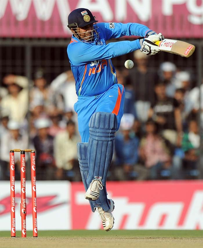 <b>Murtaza:</b> Great Great Great Great innings Proud to be an Indian cricket fan. Both the highest scores in ODIs by the Indians - Sachin & Sehwag - though for me Sachin is the Best.