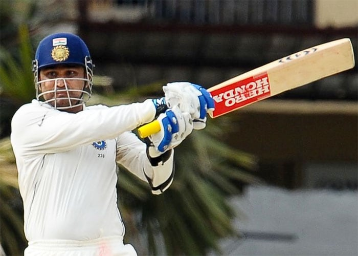 <br>109 vs Sri Lanka at Colombo</b><br><br> India desperately needed to win this Test match to square the series and also retain their No 1 position in the ICC Test team rankings.<br><br> Sehwag gave India's cause a much need impetus with his flashy knock in the first innings.