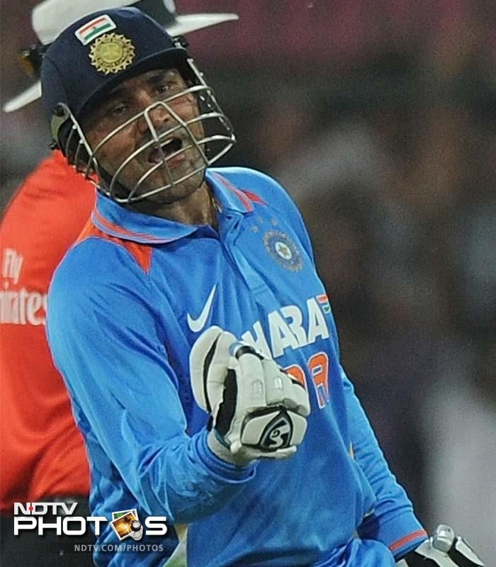 Sehwag scored the highest individual score in ODIs on 8th December 2011. Chaminda Vaas also took the best figures (8/19) in ODIs on 8th December 2001, exactly 10 years ago.