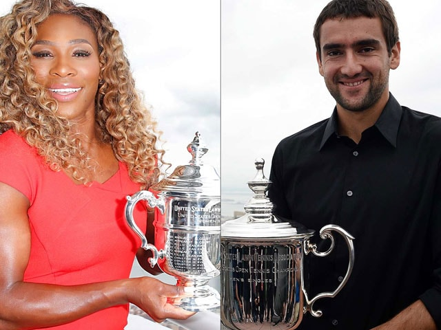 Serena Williams, Marin Cilic 'On Top of the World' With US Open Triumph