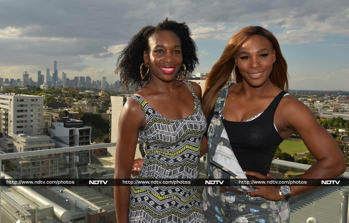 Time for fun though was limited as Australian Open is scheduled to start soon. <br><br>Serena in particular, has to work extra hard to dethrone rivals and claim the coveted title.
