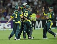 Photo : Australia clinch the ODI series 4-1 vs England