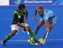 Photo : Hockey World League Semifinal: India Draw vs Pakistan to Climb on Top of Pool A