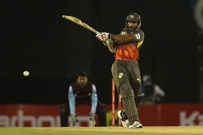 Shikhar Dhawan responded in kind with a brisk 71 off 53 balls.