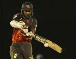 CLT20 2013: Shikhar Dhawan powers Sunrisers Hyderabad to an 8-wicket win over Kandurata Maroons