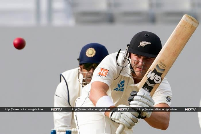 Corey Anderson reached his fifty and was looking good for a big one.