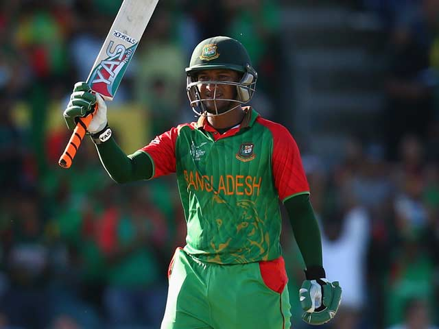 Shakib al Hasan Creates History for Bangladesh