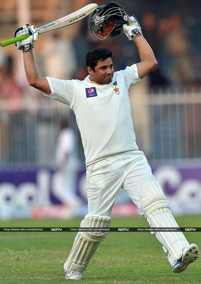 Azhar Ali then went on to record his fifth Test hundred and one of his best knocks as his 109-run partnership with Misbah kept Pakistan ahead of the run-rate at most times.
