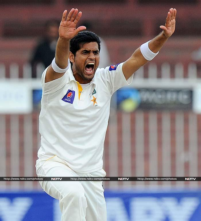 Mohd Talha impressed with the ball as he was the most successful Pakistan bowler with 6 wickets in the match, 3 wickets in each innings. Sri Lanka were bowled out for 214 in the second innings after first session of play on the final day, giving Pakistan a target of 302 runs from two sessions.