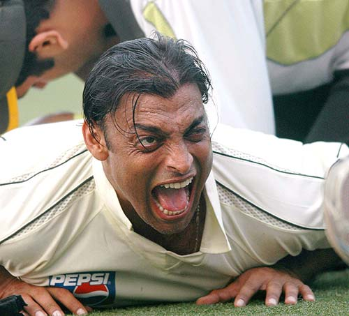 Shoaib Akhtar now has an autobiography. And he has fired verbal salvos against Sachin Tendulkar saying the batsman was always scared of him and is an incapable finisher of the game. Then again, Shoaib has never been out of the controversial books for too long. A look: