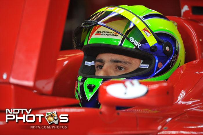 Felipe Massa would see his 4th position on the grid as a ray of hope to revamp his so-far dismal season.