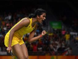 PV Sindhu Assures India A Medal In Badminton, Guns For Gold in Rio 2016