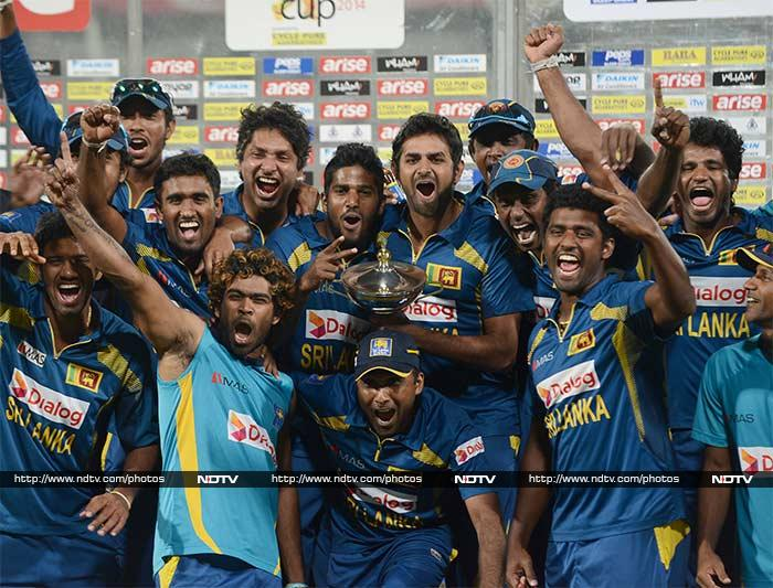 Sri Lanka defeated defending champions Pakistan by 5 wickets to win their fifth Asia Cup title, in Mirpur (Dhaka). <br><br>Here are some of the highlights from the match. (All images courtesy: AFP and AP)