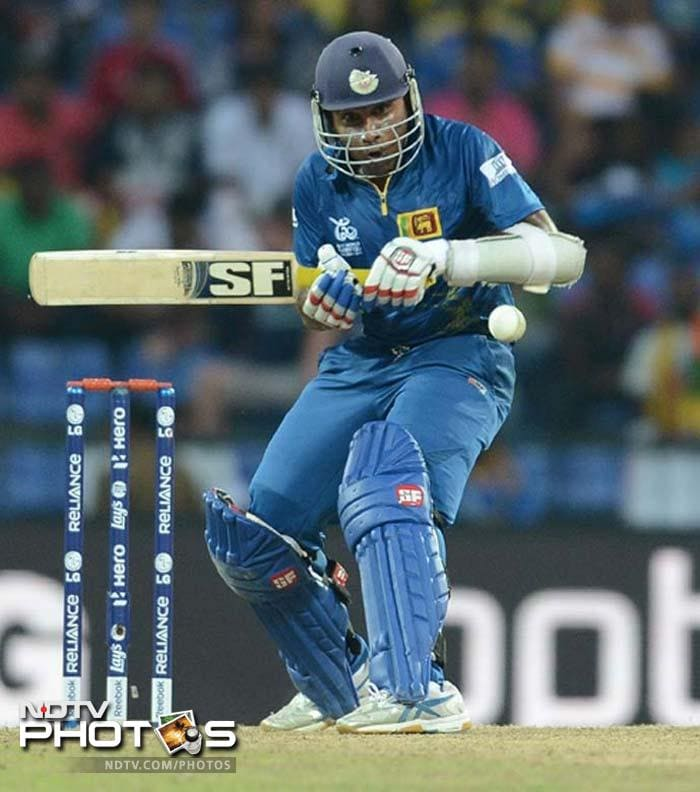 Sri Lanka batted first in the Super Over and managed to rob Tim Southee off 13 runs though no boundary was scored.