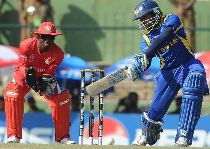 Dilshan was well supported by his partner in Tharanga who hit 133 but fell in the 45th over of the match. His team however managed to notch up 327 runs.