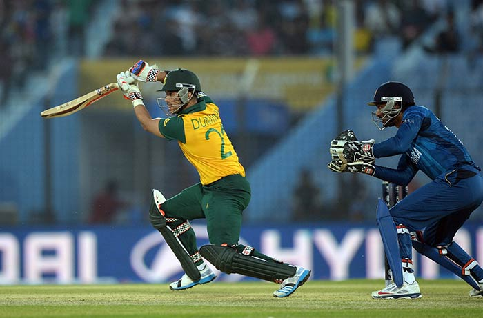JP Duminy was the vital cog of South Africa's run-chase