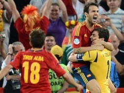 Euro 2012: Spain top Portugal, march into the final