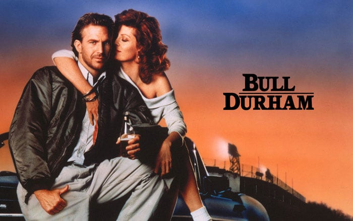 <b>Bull Durham (1988):</b> Kevin Costner has a lot of good movies to boast of and this is one of his best. A veteran catcher, he is asigned to mentor a wild pitcher but things take a comic angle with Susan Sarandon's entry (during her glowing days). A must-watch for those lazy Sunday afternoons.