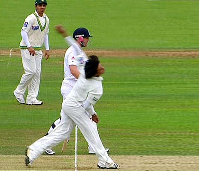 """<b>August 28, 2010: </b> The fourth Test between Pakistan and England at Lord's comes under the police scanner for spot-fixing following a News of the World sting alleging that Mazhar Majeed, a player agent, offered money to Salman Butt, Mohammad Amir and Mohammad Asif to bowl no-balls on demand. In the video recording Majeed is clearly heard predicting that Amir would bowl the first over of the England innings, and that he would deliver a no-ball from the first ball of the third over - which as ESPNcricinfo's ball-by-ball commentary noted: """"was an enormous no-ball, good half a metre over the line."""" He also appeared to correctly predict a no-ball from the sixth ball of the tenth over, bowled this time by Asif. Majeed is arrested on suspicion of a controversy to defraud bookmakers."""