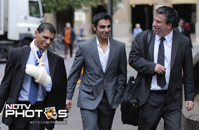 <b>October 6, 2011:</b> Prosecutors claim former Pakistan captain Salman Butt agreed to bat a maiden over during a Test against England as part of a betting scam that may involve up to seven of the team's players.