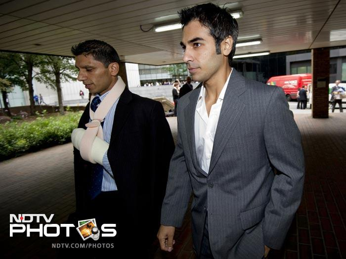 <b>October 31, 2010: </b> Butt and Amir remain provisionally suspended after their appeals are rejected during a two-day hearing in Dubai. <br><br> <b>November 4, 2010: </b> The PCB suspends the central contracts of Butt, Amir and Asif, following the rejection of the appeals of the first two by the ICC.