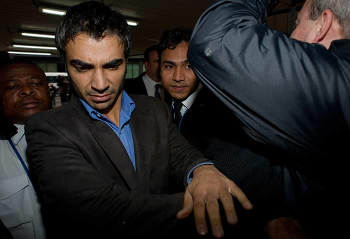 Three no-balls and the aftermath; Spot-fixing tainted Pakistan cricket to an extent that it had never witnessed before. Here are the events that have taken place in the spot-fixing saga. (AFP Photo)