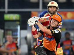 Photo : IPL 7:  Hyderabad beat Bangalore, Keep Playoff Chances Alive