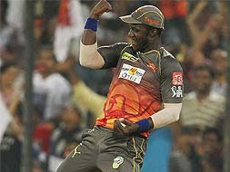Sunrisers Hyderabad's 23-run win over Rajasthan Royals