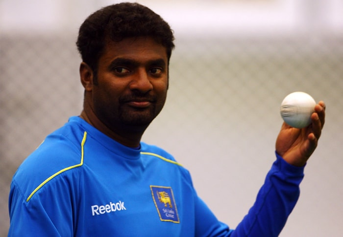 <b>MUTTIAH MURALITHARAN</b><br><br> <b>Age: </b>38.<br><b>Role: </b>Right-hand-batsman, off-spinner<br> <b>Stats: </b>ODIs 341, Runs 667, Highest 33 not out, Average 6.80, Strike-Rate 77.10, Catches 129, Wickets 519, Best bowling 7-30, Average 23.18, Economy-Rate 3.92<br><br> The world bowling record-holder and the only member of the current team who was part of the World Cup winning squad in 1996. The off-spinner has retired from Tests and looks forward to bowling out of the game with another Cup triumph.(Photo: Getty Images)