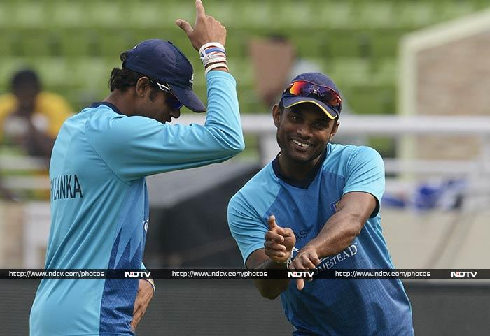 It will be interesting to see if Sri Lanka play either of Prasanna Jayawardene or Sachitra Senanayake in the final against India, or bring in Thisara Perera and Ajantha Mendis once again.