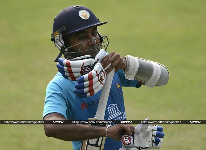 Although Sri Lanka lost the match against England where Mahela Jayawardene scored 89 due to a brilliant Alex Hales century, they will be favourites to win if Jayawardene can produce another such knock against India in the final.