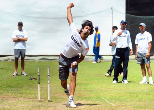 The Indian pace department looks weak in the absence of the frontline fast bowlers Zaheer Khan, Ashish Nehra and S Sreesanth. The most experienced pacer in the side is lanky Ishant Sharma, who looks a distant shadow of his earlier self. He's been struggling for long. Same has been the story of Munaf Patel. However, they will have to lead the pace department.<br><br>Rookie pacer Abhimanyu Mithun, who was roped in as Zaheer's replacement, has a good domestic record. Having played just one ODI without any success, Mithun might get a chance to bowl alongside either of his two seniors.<br><br>Whatever may be the composition, these young speedsters will have to back themselves, get their basics right and do not be overtly experimental on the Lankan tracks.