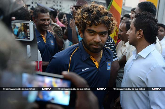 Lasith Malinga was the crowd favourite as he took 11 wickets in the tournament to jointly lead the wickets tally with Pakistan off-spinner Saeed Ajmal.