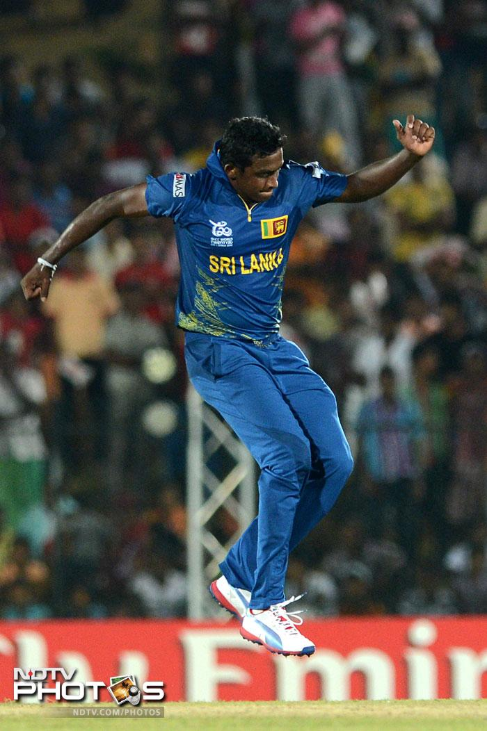 The star of the day, though, was undoubtedly Ajantha Mendis. His astounding figures of 4-2-8-6, just dismantled the Zimbabwean innings. They just were not able to decipher the wily customer, who incidentally had returned to the Sri Lankan squad after a 9-month hiatus. Quite literally, a new birth for Mendis.