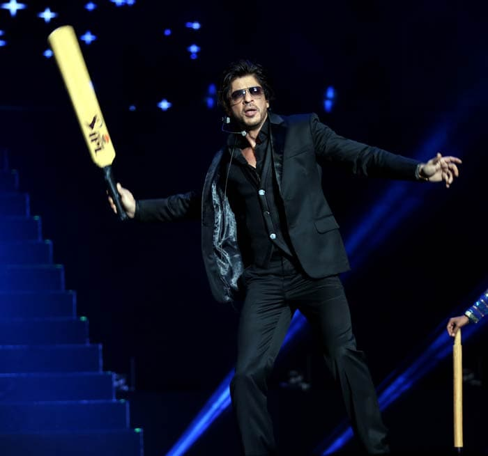 There is magic in his run-up, there is a charm in his action and when he swings and sways, it makes for the best highlight package. <br><br>Bollywood actor Shah Rukh Khan was his charismatic best during a private dinner gathering ahead of the seventh edition of the Indian Premier League in UAE. (Image courtesy BCCI)