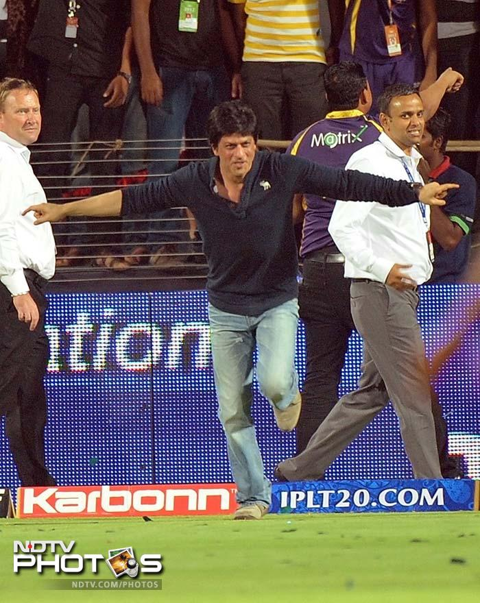 This is for the first time that the KKR have made it to the IPL final in five years.
